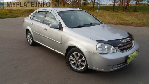 АН1003АР chevrolet lacetti 2005 года