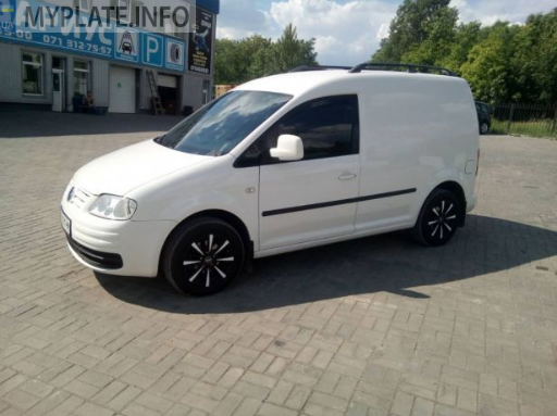 АК1291СН volkswagen caddy 2006 года