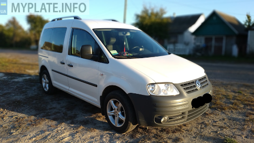 ВО9023ВМ volkswagen caddy 2010 года